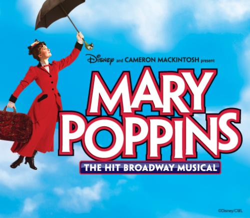 Mary Poppins Charleston SC